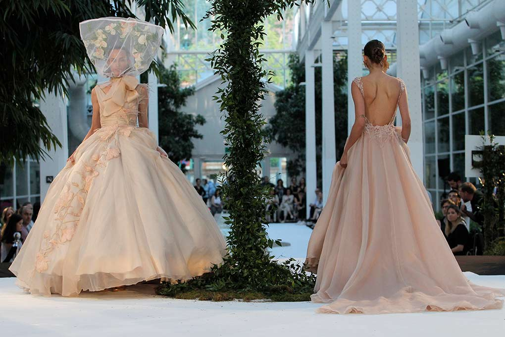 Desfile Bridal Love Madrid 2018 3